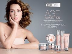 Pupa Age Revolution, nuova linea Skincare Anti Age  #beautynews #beauty2015 #beautyproduct  #cosmetic2015 #cosmeticnews #makeup2015 #makeup  #Maquillage2015 #beautycampaign #beautyreview #makeupreview #beautycampaign #beautyreview #makeupreview