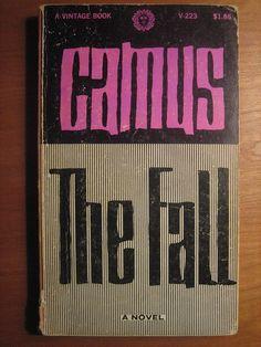 The Fall. Albert Camus.  http://www.50ayear.com/2012/03/11/5-the-fall-albert-camus/