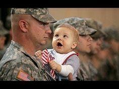 La adorable reacción de estos bebés al ver que sus padres regresan a casa - YouTube