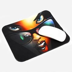 Twistory Girl Mousepad