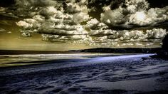 Shot taken at jan juc a few weeks ago. #janjuc #beach #reverse #hue #clouds #victoria #torquay by heathen_head http://ift.tt/1X8VXis
