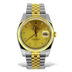 Reis-Nichols Jewelers : Pre-owned Rolex Oyster Perpetual Datejust Watch