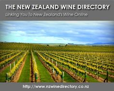 The New Zealand Wine Directory post an occasional selection of news, views, tastings, events and other information about the New Zealand Wine Industry and online wine community.    Link: www.nzwinedirectory.co.nz/blog/