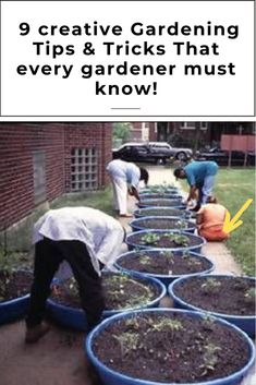 9 AWESOME DIY IDEAS FOR YOUR GARDEN garden ideas, gardening ideas, gardening for beginners, gardening design, gardening tools, gardening hacks, gardening and landscape, gardens and gardening ideas #gardening #gardenhacks #gardeningideas Gardening For Beginners, Gardening Tips, Vegetable Gardening, Outdoor Tables, Outdoor Decor, Natural Garden, Gardening Gloves, Spring Garden, Small Gardens