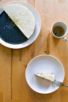 Fishsticks voor de ziel: Limoen-kaastaart met oreo