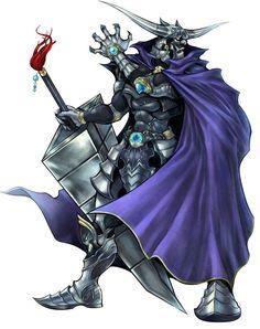 Garland - Characters & Art - Dissidia: Final Fantasy