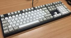 Amiga inspired key caps for mechanical keyboards by Loriano Pagni — Kickstarter