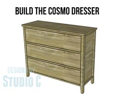 Build the Cosmo Dresser