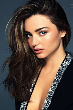 Miranda Kerr shows off stylish looks for Elle Japan December 2013 Gorgeous Hair, Beautiful, Miranda Kerr Style, Victoria Secret Angels, Celebs, Celebrities, Hair Highlights, Front Highlights, Color Highlights