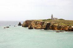 Faro de los Cerrillos en Puerto Rico