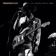 My photo made an album cover! ©caitlinwebbphotography for Phosphorescent's Live album out 2/17/15   http://phosphorescent-store.myshopify.com/collections/live-at-the-music-hall