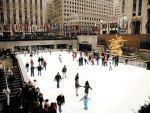 Hit the ice at Rockefeller Center    Sure, it's a little early to be skating, but the preseason rates at NYC's most famous rink are half of what they'll be over the holidays. Take advantage of the discounted price (and lack of crowds) from October 13 to November 8 to practice your spins and jumps—and tick an item off your New York bucket list.