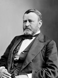 Grant's birth name was Hiram Ulysses Grant. Description from en.wikipedia.org. I searched for this on bing.com/images
