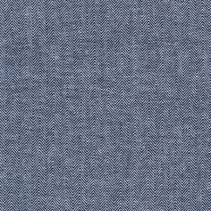 Robert Kaufman - Large Herringbone Chambray in Indigo. 2 yds. Used for Kelly Skirt.