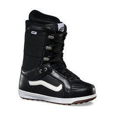 Vans Hi-Standard Snowboard Boots 2017 black / white