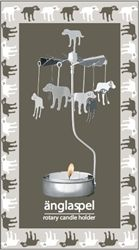 Pluto Produkter Labrador Rotary Candle Holders now in Spring Sale