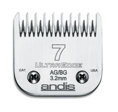 ANDIS COMPANY - ULTRAEDGE BLADE (SIZE 7) 'Ctg: DOG PRODUCTS - DOG GROOMING - CLIPPERS/PARTS' -- Want to know more, click on the image.