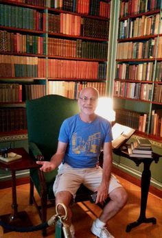 George Eastman's Library @GeorgeEastmanHouse 2014