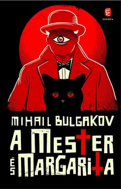 The Master and Margarita cover I Love Books, Books To Read, My Books, Bulgakov Master And Margarita, The Master And Margarita, Beloved Book, Typography Love, Tattoo Project, Fairytale Art