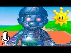 Super Mario Sunshine 100% Walkthrough - Part 2 - Bianco Hills Shine Sprites - YouTube