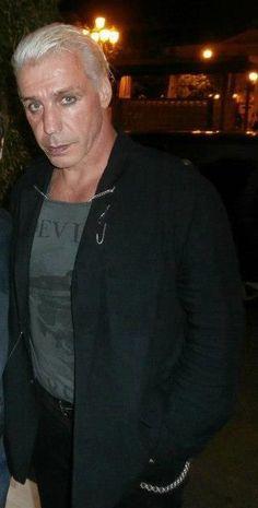 Till Lindemann - Blonde :))) #TillLindemann #Rammstein