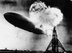 75 Years Since The Hindenburg Disaster [Historical Photos & Video]