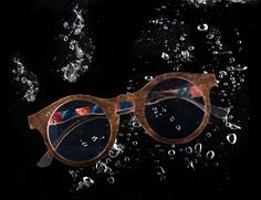 Visio #spectacles by WOLF have been designed in a way such that it works as an extension for your eyes.
