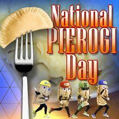 national pierogi day