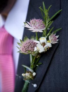 love this buttonhole so much