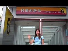 Our first day traveling on the Metro around Taipei including Chiang Kai Shek Memorial Hall. Have you been ti Taiwan? it is GREAT! Plan a trip now! We went in March 2011  Lisa and George Rajna  www.WeSaidGoTravel.com
