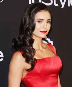 Nina Dobrev just cut off all her hair, debuting a new choppy lob on Instagram. Get an up-close look at the haircut here.