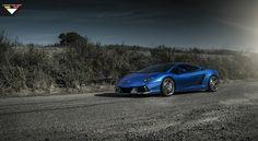 Waardig afscheid: Vorsteiner Lamborghini Gallardo LP-550 Renazzo
