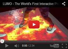 AATF - LUMO – The World's First Interactive Projector For Kids