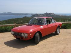Lancia Fulvia 1600 HF serie 2 for sale