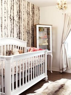 A Today S Pa Contributor Let Us K Inside Her Baby Forest Themed Nursery
