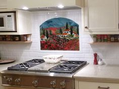59 best kitchen backsplash images fused glass art glass art mosaics rh pinterest com
