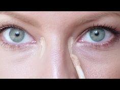 Concealer auftragen / Tipps - YouTube