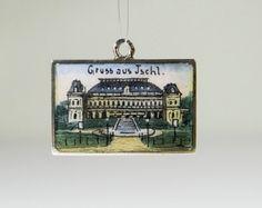 AUSTRIAN ART NOUVEAU POSTCARD CHARM ''CORRESPONDENZ-KARTE'' JUGENDSTIL A198 | eBay, $250,00 Ca. EUR 221,54