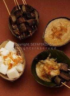 Food is Love: Sate Padang (West Sumatran Satay)
