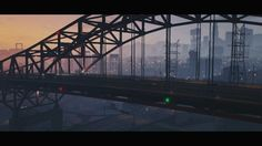 Following the release of Grand Theft Auto V Trailer 2 we've captured almost every image that is being presented in the trailer, check the gallery out below!