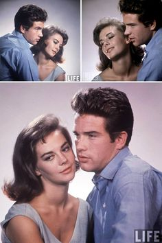 Natalie & Warren Beatty from Splendor in the Grass