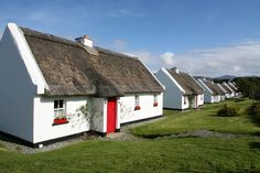 10 best renvyle thatched cottages in co galway images connemara rh pinterest com