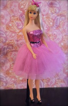 Vintage Standard Barbie | Standard Barbie with centered eyes… | Flickr