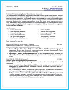 cool marvelous things to write best business development manager resume check more at http - How To Write The Best Resume