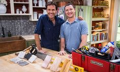 Home & Family - Tips & Products - Karl Champley's Tips On Stretching Your Dollar To Remodel Your Kitchen | Hallmark Channel  7/18