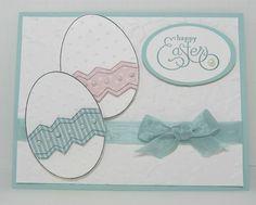 Stampin' Up! HAPPY EASTER A Good Egg Easter Card Kit - Set of 4 Cards #StampinUp