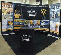 Have an upcoming trade show? We do trade booths too! Source Industrial Services needed us to create a trade show booth, pull-up banners, as well as a podium wrap to help them stand out from the crowd. #keepsyoufresh #katika #graphicdesign #design #smallbusiness #creative #customdesign #toronto #mississauga #printdesign #largeformat #design #branding #promotionalproducts #marketing #digitaldesign #creativeminds #tradeshow #booth #standout #pullupbanners #podium #studio