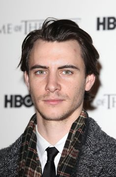 """Harry Lloyd .. I have a """"thing"""" for british men..."""