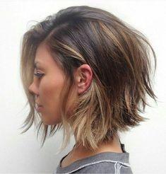 Afbeeldingsresultaat voor haarkleur trends bob