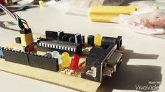 #работает !!!! #айтишник #Ардуино #arduino #arduino #arduinohome #arduinoinhome #arduinothebest #like #cool #ит #itwork by dantejke